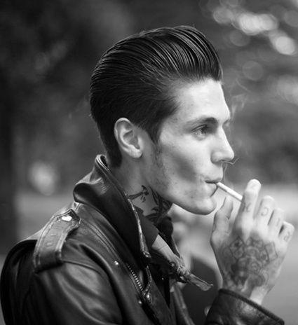 50s Hairstyles Men | hair ideas | Pinterest | 50s hairstyles ...