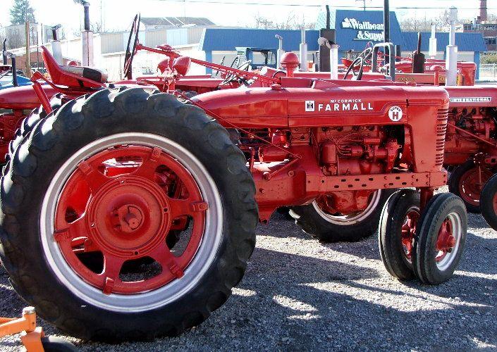Farmall H | I love cars | Pinterest | Tractor, International ...
