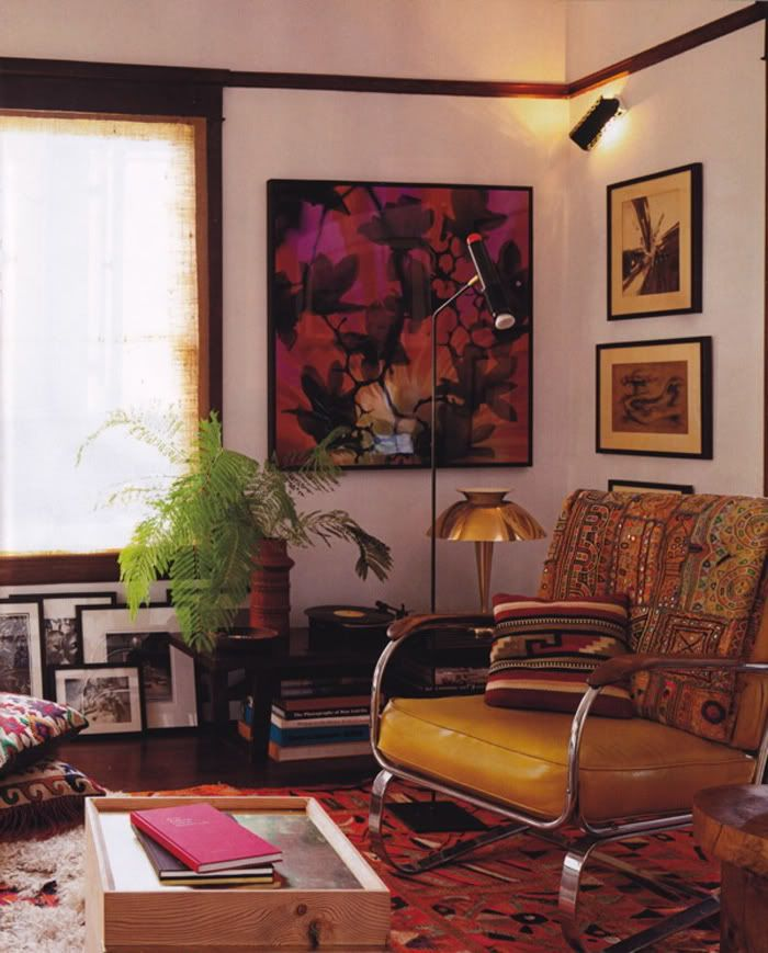 Bohemian Glory Song Of Style Decor Eclectic Interior Living