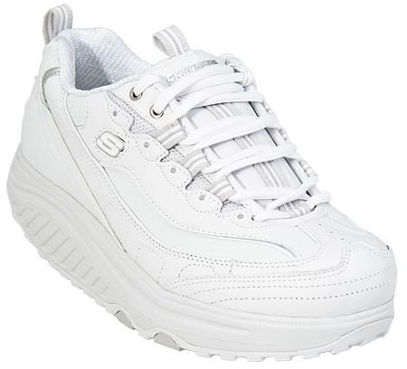Skechers Shape-ups Metabolize 11800 Shoes (White) | shoes ...