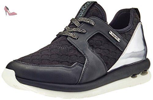 Furylite X, Sneakers Basses Homme, Noir (Black/White), 42 EUReebok