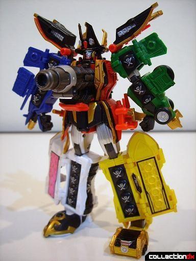 Super Robot Chogokin Gokai-Oh