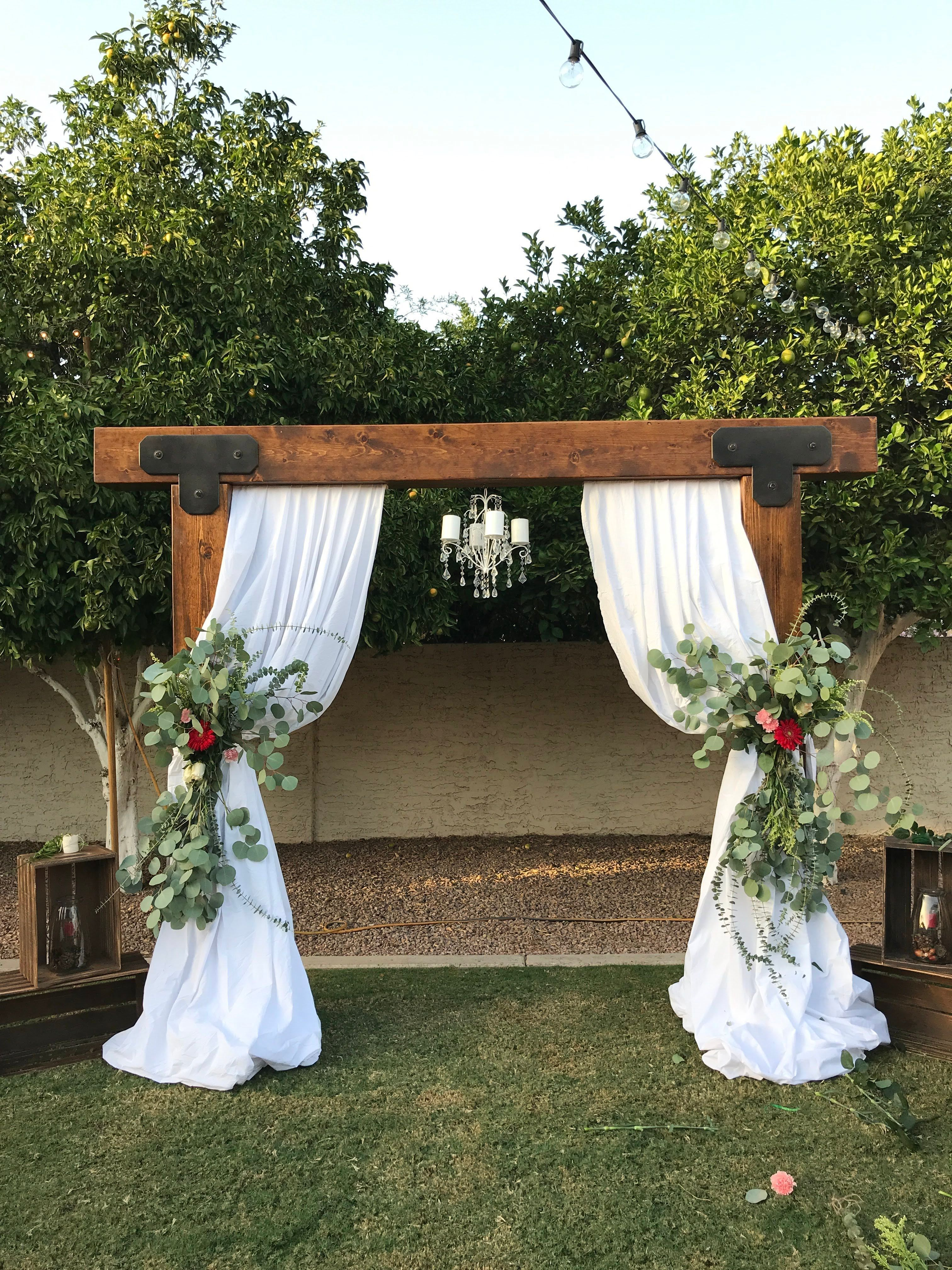 The Best Wedding Ceremony Arches Wood N Crate Designs In 2020 Wedding Arch Rental Wooden Wedding Arches Wedding Arch