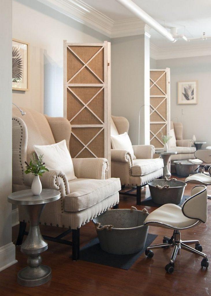 43 Awesome Small Beautiful Salon Room Design Ideas Home Spa
