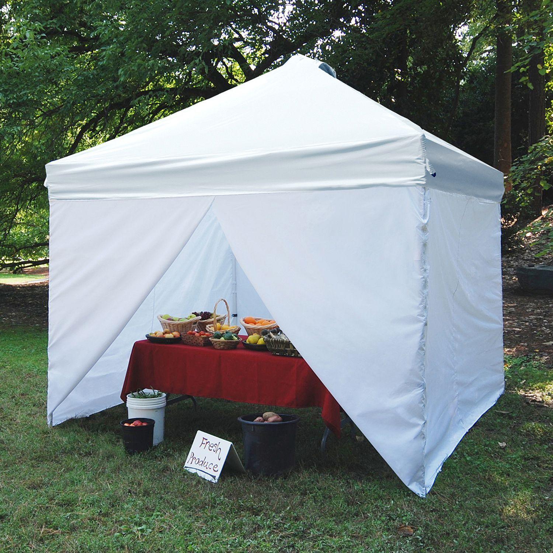 King Canopy Goliath 10 X 10 Full Enclosure Kit Sam S Club Canopy Tent Outdoor Canopy Tent Tent