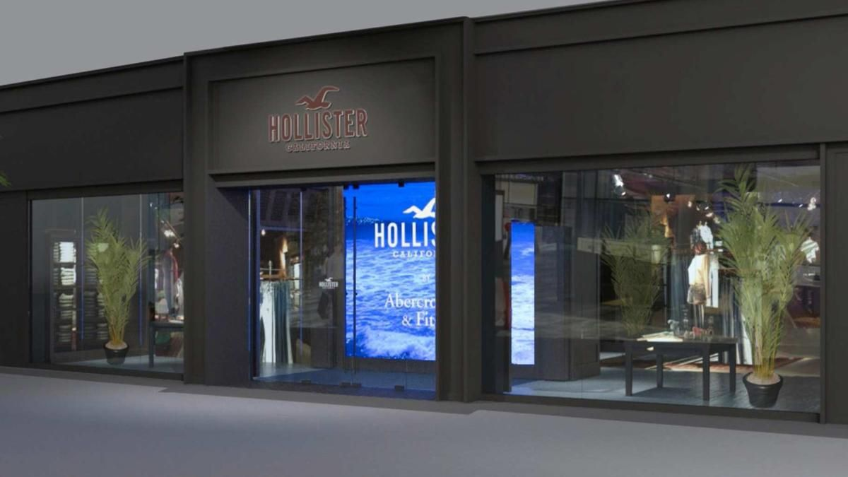 4afcde7cb Hollister redesign coming to more stores after Abercrombie   Fitch pleased  with test - Columbus - Columbus Business First