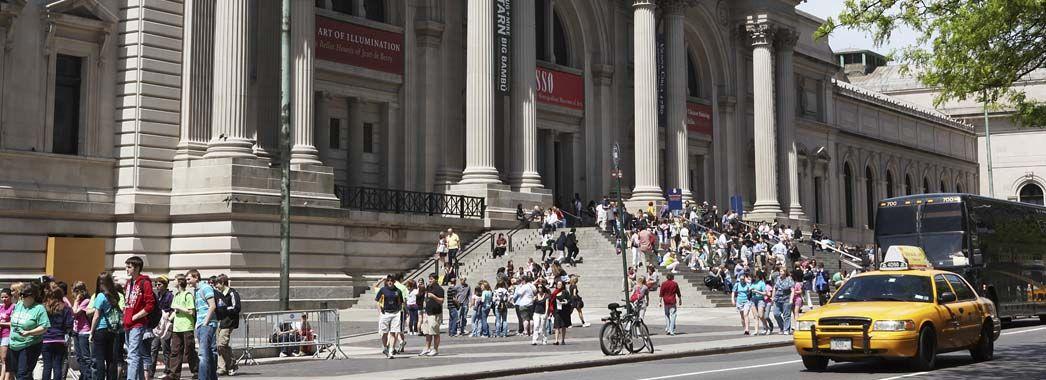 New York City Travel  Metropolitan Museum of Art