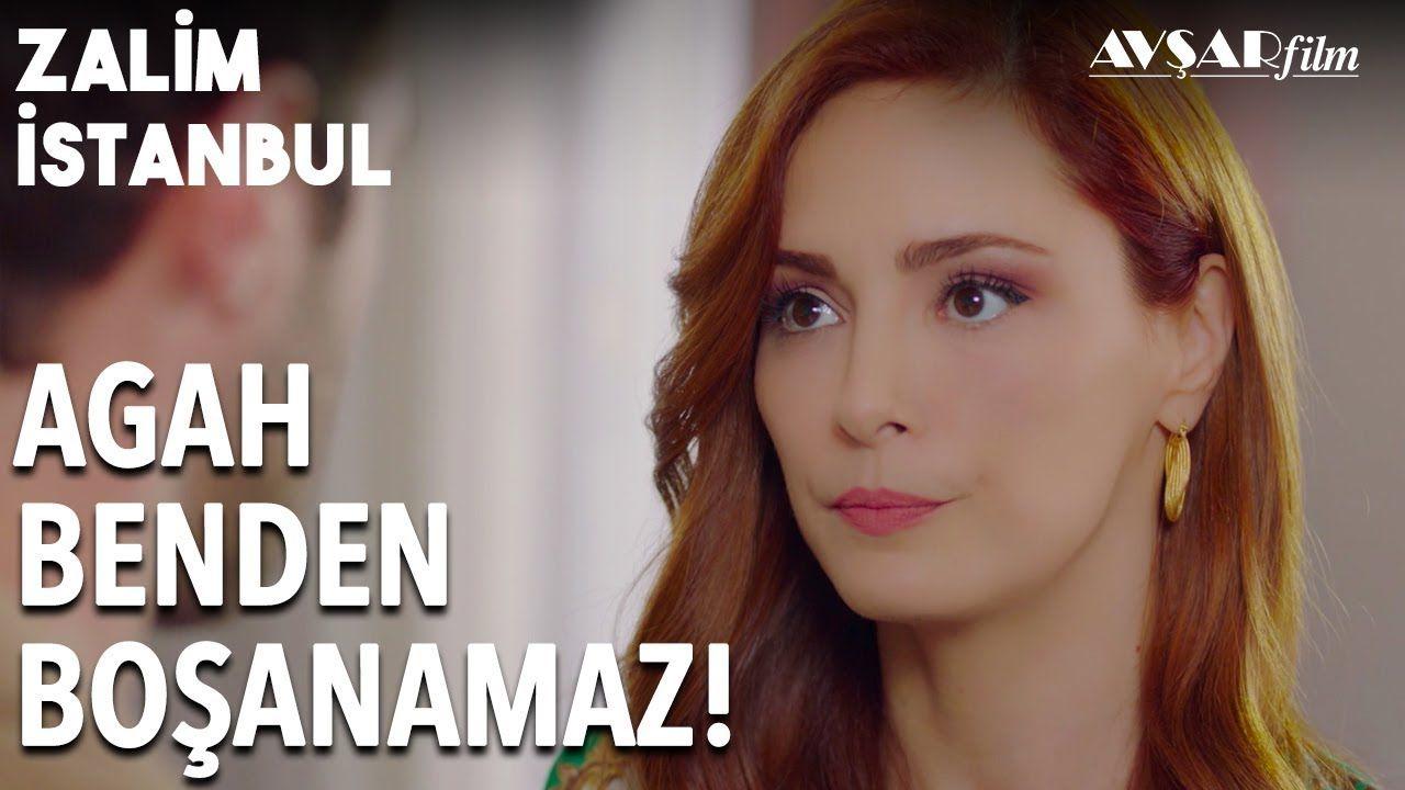 Seniz In Agah A Bosanma Blofu Zalim Istanbul 17 Bolum Istanbul Insan Youtube
