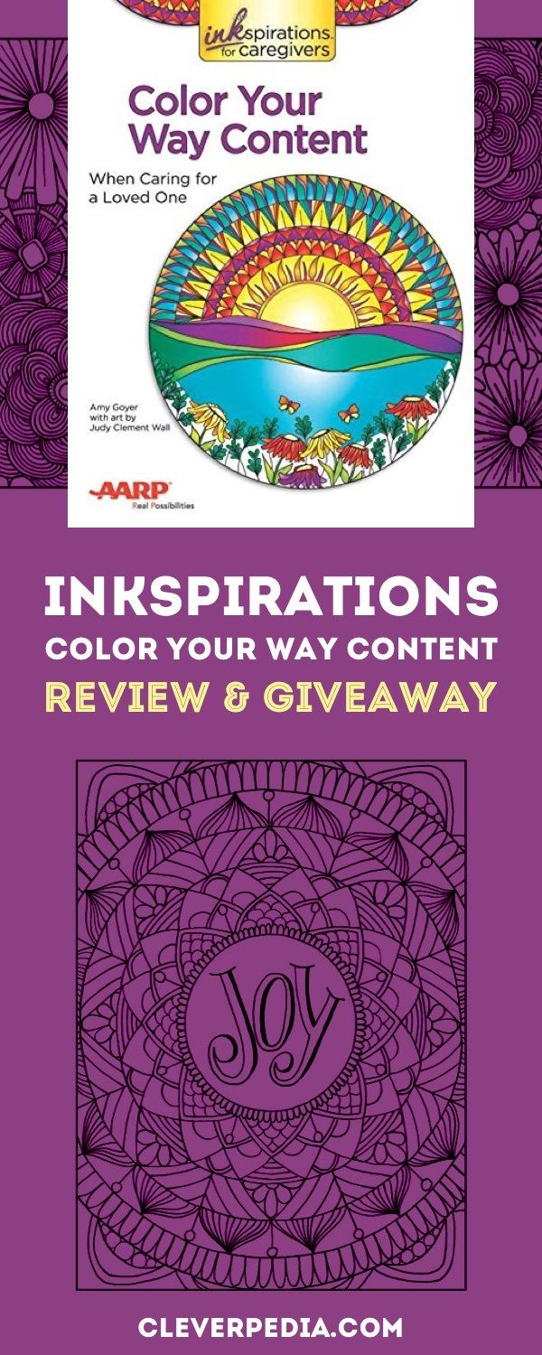 inkspirations color your way content review giveaway pinterest
