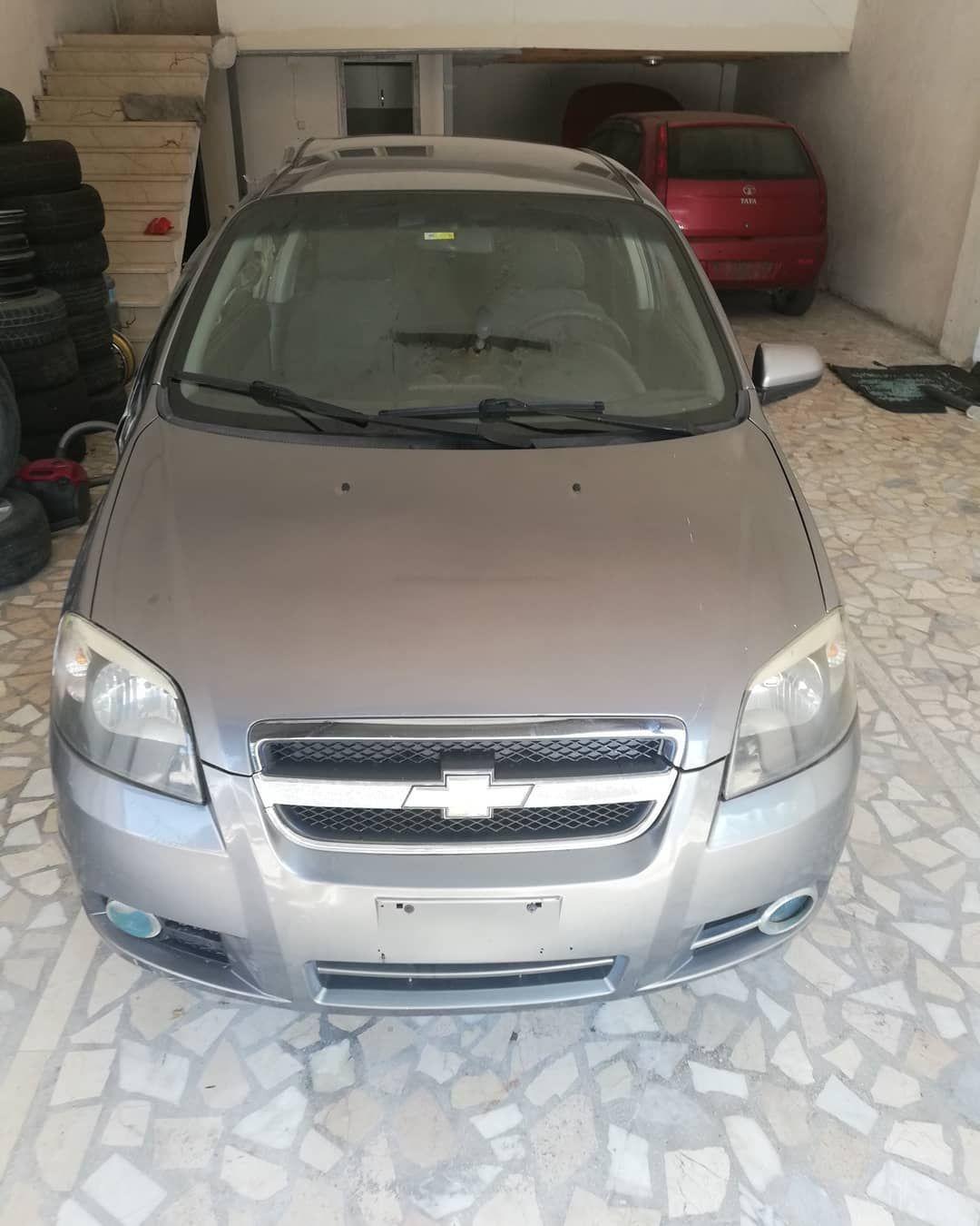 Chevrolet Aveo Sedan 1 4 16v S 2008 Model 175 000 Km Hasarli