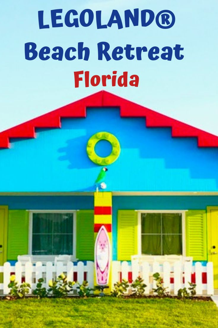 Play and Stay at LEGOLAND® Beach Retreat Now Open! | Play ...