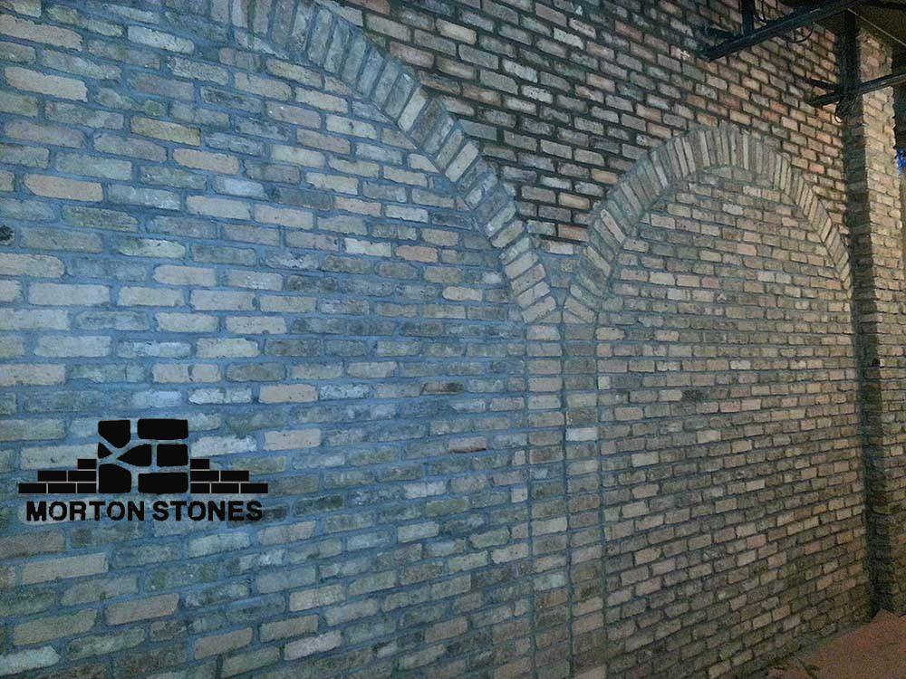 lovely clay brick tiles used in a restaurant decor interior brickveneer