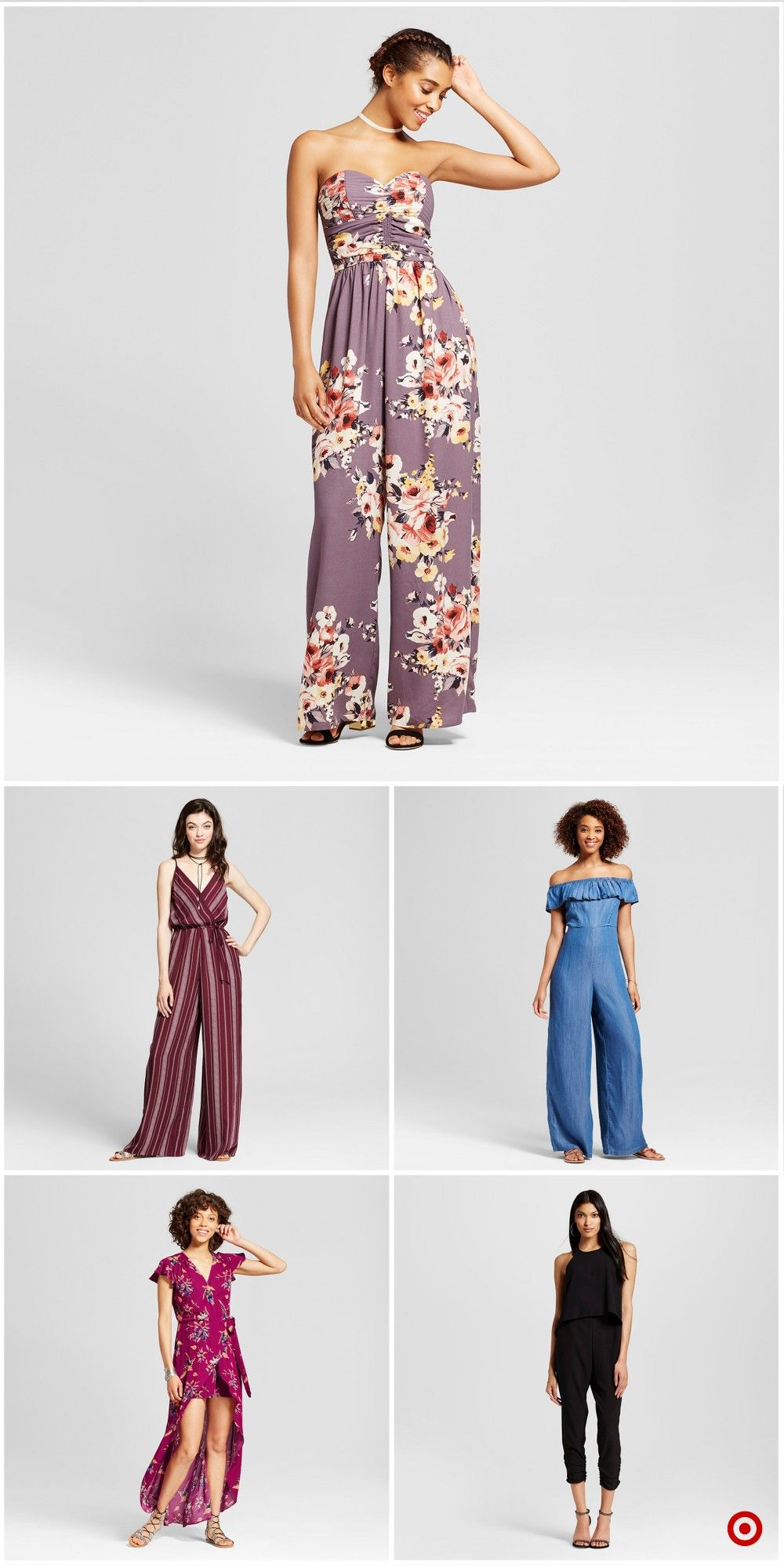 Shop Target for jumpsuits you will love at great low prices. Free shipping  on orders of  35+ or free same-day pick-up in store. c44f61d1d2f2