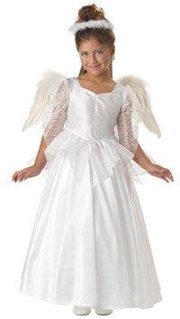f8b2fbea378 Girls Angel Costume - Angel Costumes | Christmas Kiddos | Girls ...