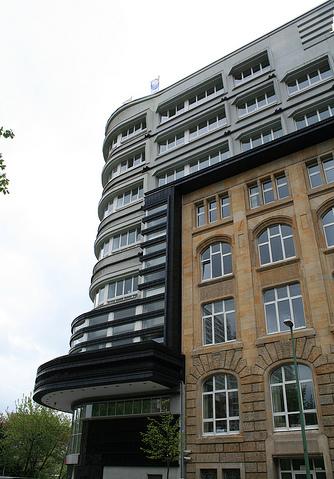 Eric Mendelsohn: Mossehaus, Berlin