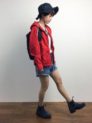 bb2766fed501 ピクニックやBBQ!『アウトドアファッション』のお手本コーデ術 | Hot ...