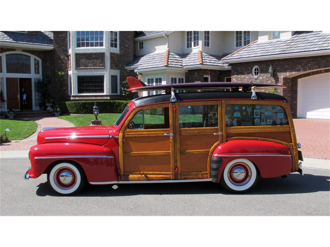 Ford Station Wagon In California For Sale 115 Used Cars