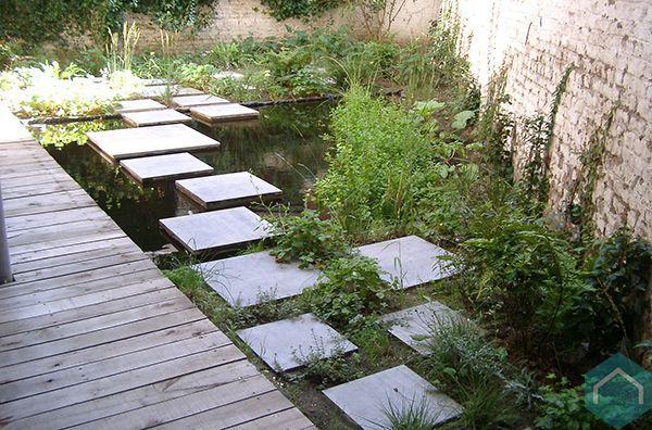 Tuinhuis in elkaar zetten houten terras aanleggen tips huis
