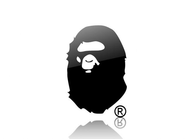bape logo sportswear examples pinterest logos