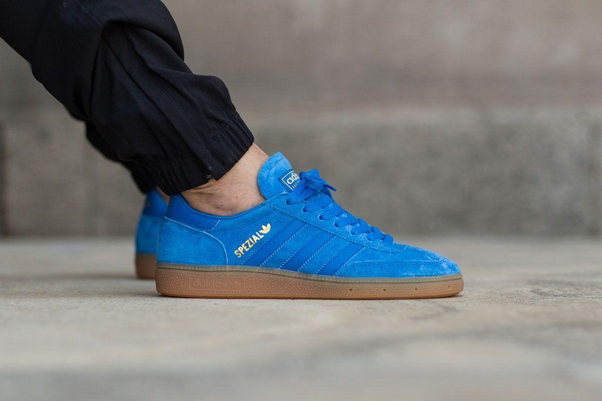 adidas spezial blau preis