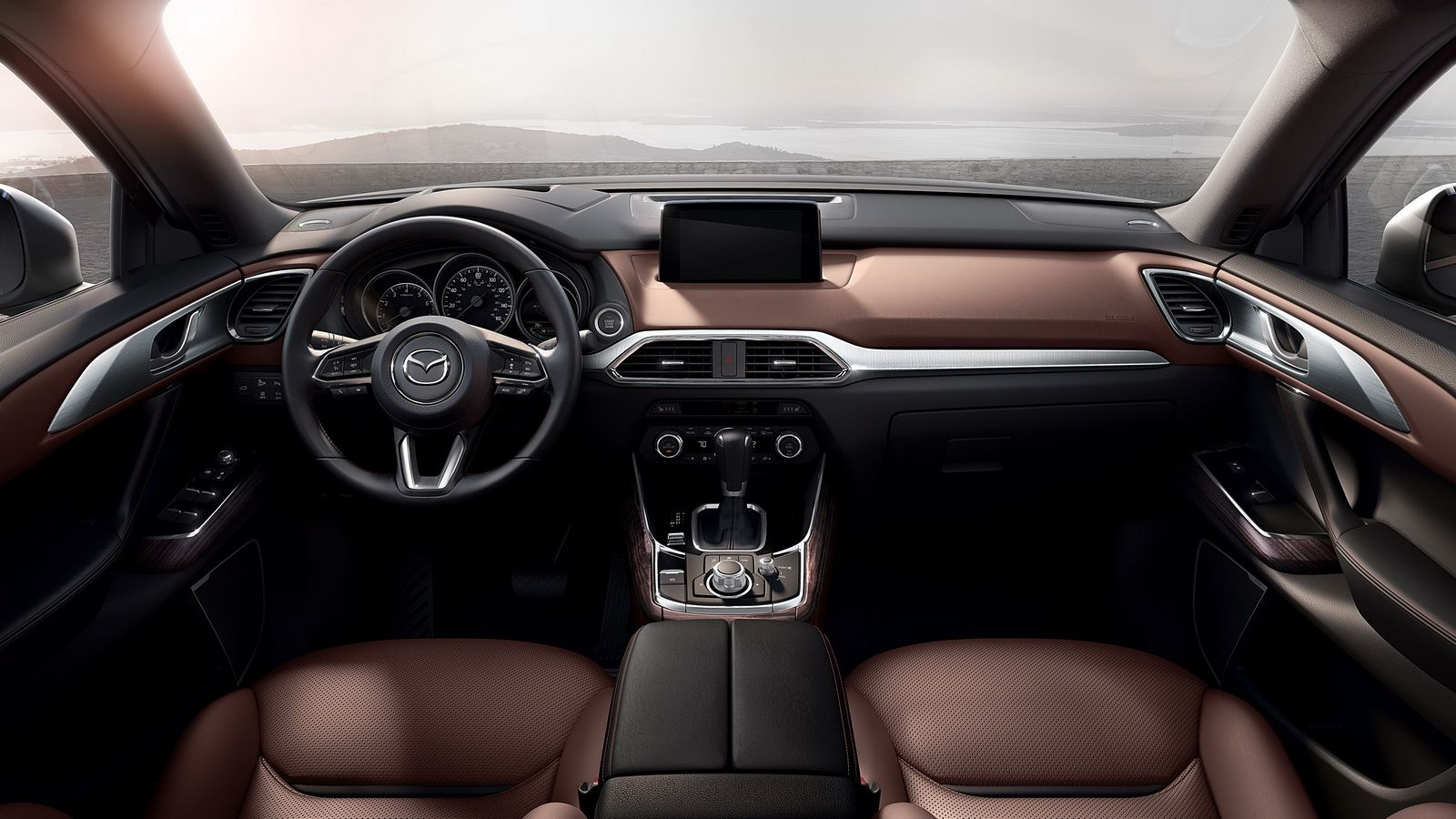 2017 Mazda Cx 9 Is Here And It Has A New 2 5l Turbo Carscoops Mazda Cx 9 Mazda Mazda Cx5