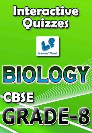 8-CBSE-BIOLOGY Interactive quizzes & worksheets on Cell and cellular ...
