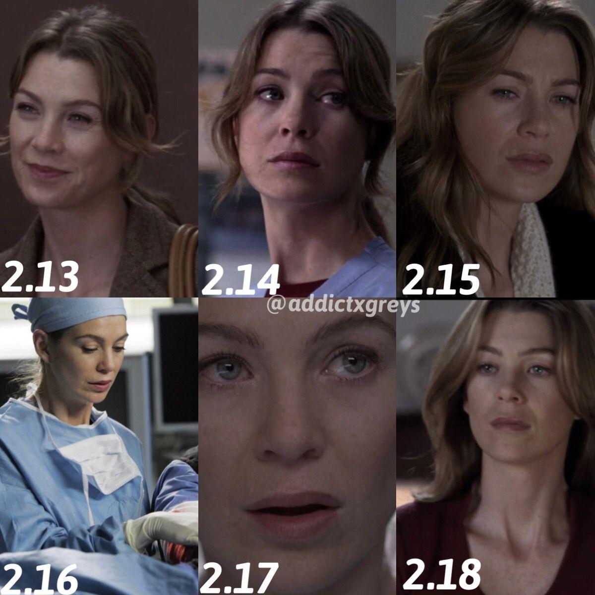 Grey\'s Anatomy- Meredith Grey season 2   Grey\'s Anatomy ...