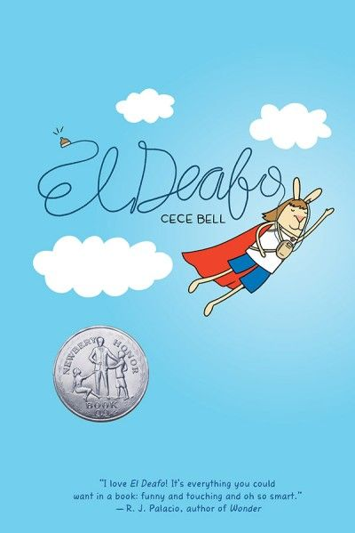El Deafo Good Books Graphic Novel Chapter Books