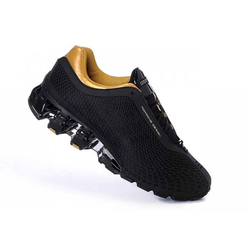 new arrival 64390 39bf0 Adidas Porsche Design Adidas Bounce S2 P5000 P5510 Sport Running Black Gold  Titanium. Find this Pin and more on shoes ...