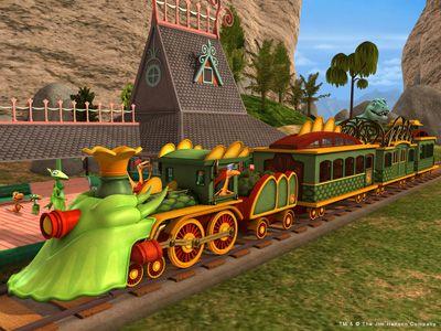 Stunning It us The Dinosaur Train Mural Dinosaur Train Murals Your Way