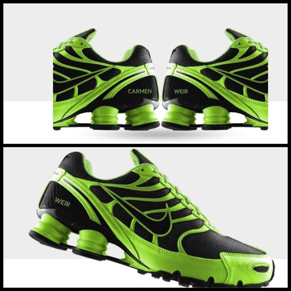 new concept 8b160 d89ef Nike Shox. Personalized. (  ❤  nike  shox  shoes