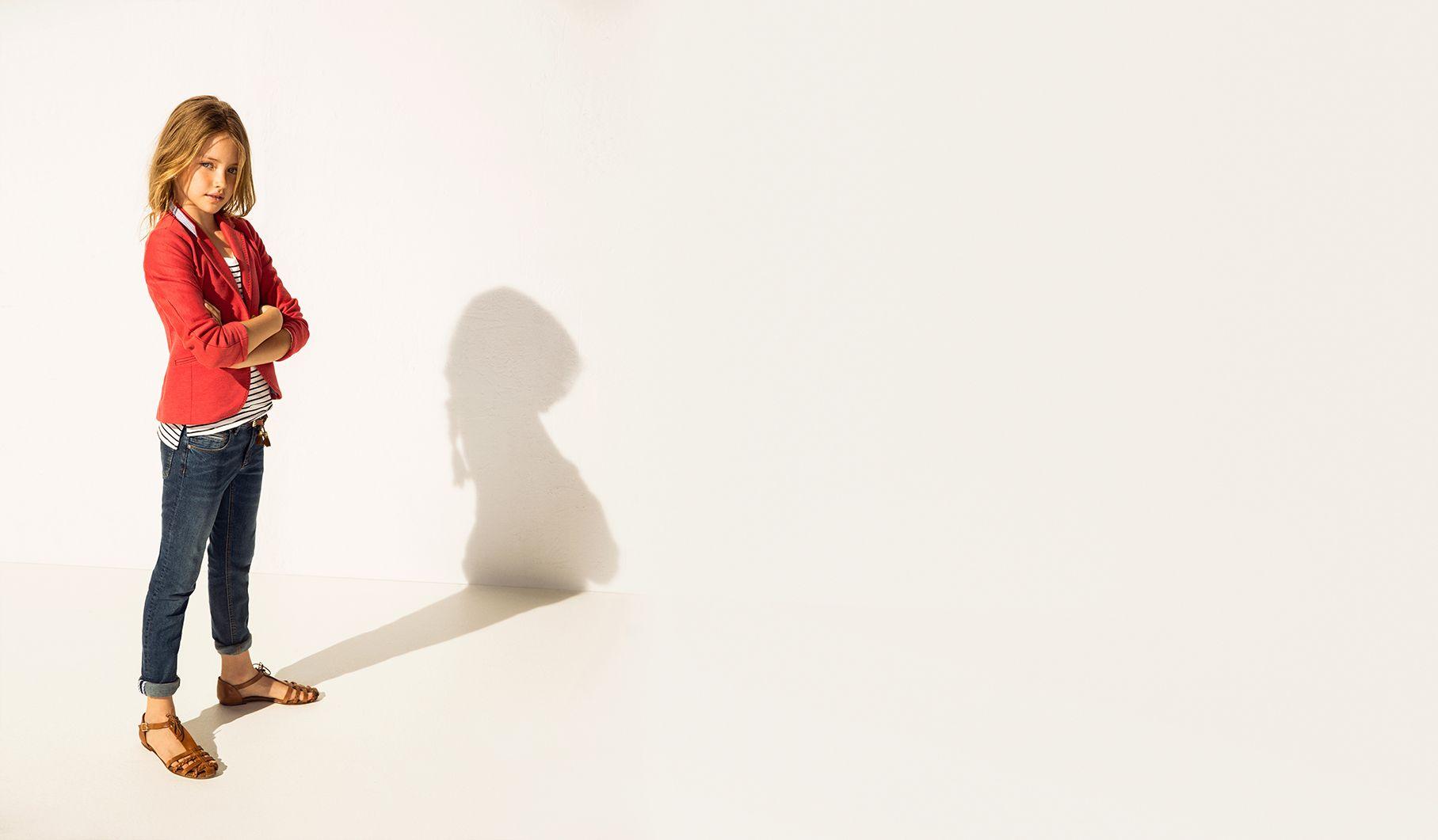 Massimo Dutti - Boys & Girls Collection. Spring Summer 14 - June Lookbook