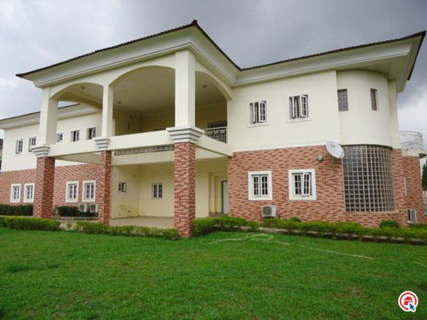 4. Jabi in Abuja (Federal Capital) A 7 bedroom house Top 10: Most ...