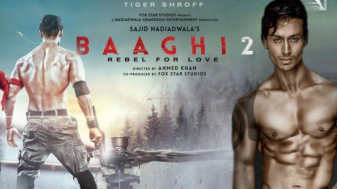 Tiger Shroff To Rescue Disha Patani S Child In Baaghi 2 Here S Why Download Movies Full Movies Full Movies Download