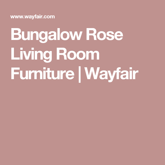Bungalow Rose Living Room Furniture | Wayfair | apartment ideas ...
