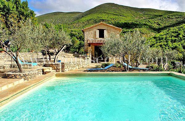 Location maison vacances avec piscine drome provencale - Location vacances drome avec piscine ...