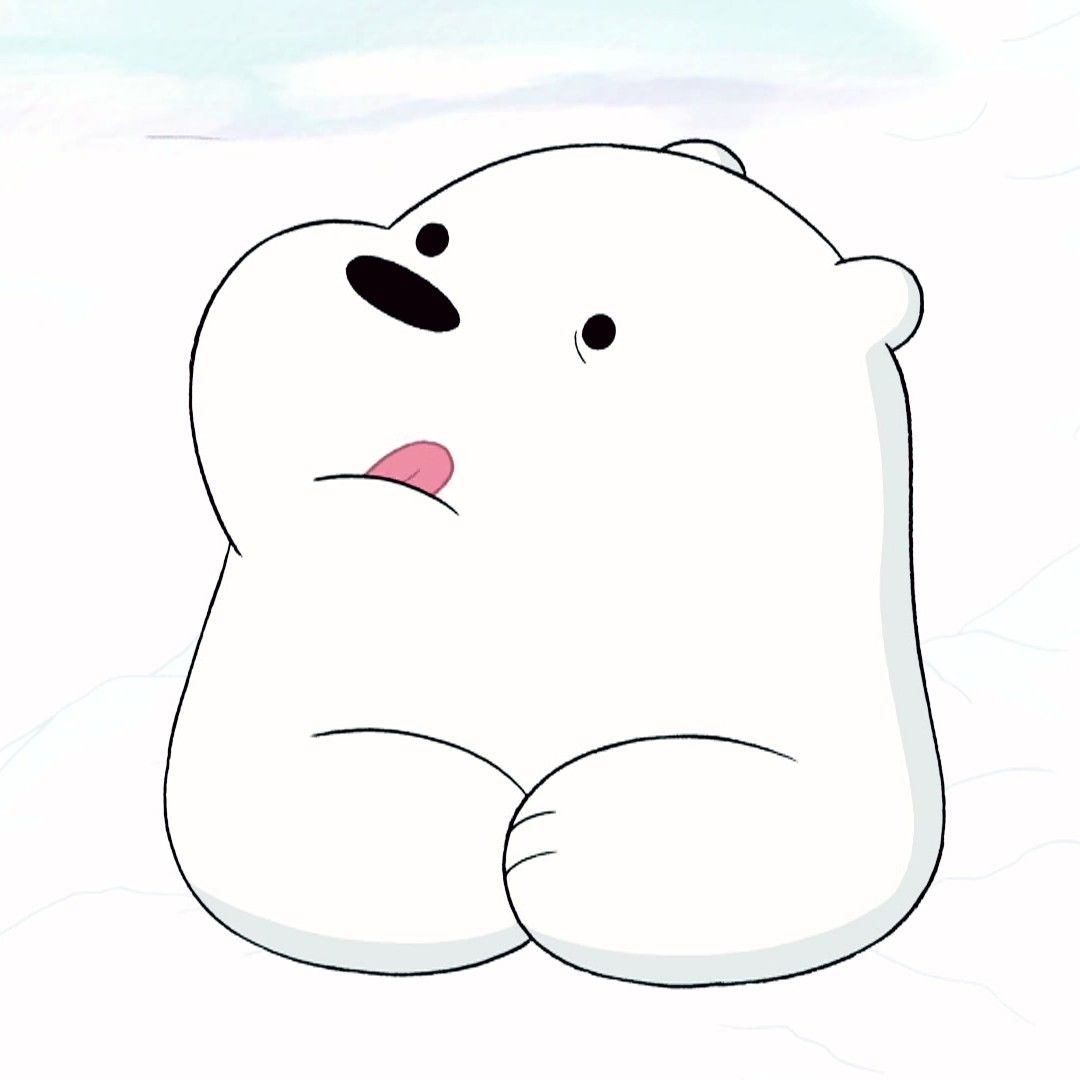 how to draw panda from we bare bears