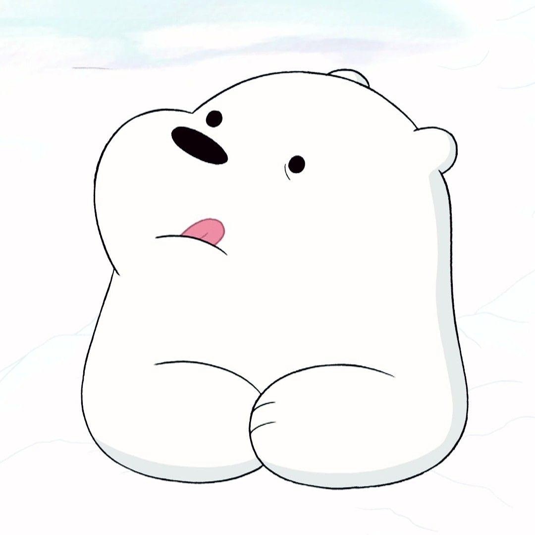 Baby Ice Bear 1  u300aWe Bare Bear u0e05 u3145 u0e05u300b in 2018  Pinterest  Bare bears, We bare bears and Ice