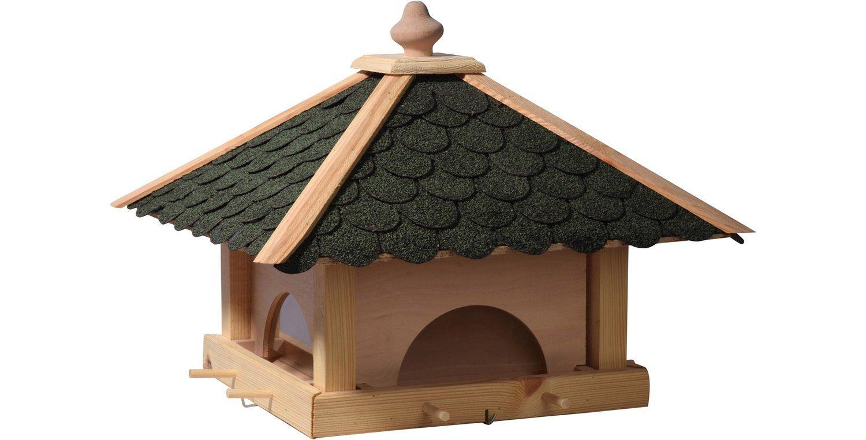 dobar vogelhaus mit 4 futter-schubladen | Кормушки и домики для птиц