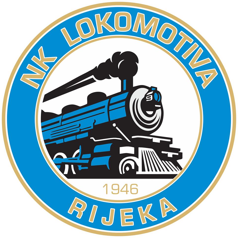 Nk Lokomotiva Rijeka Hr In 2020 Rijeka Football Logo Football