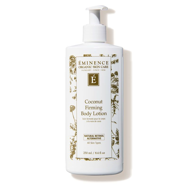 Eminence Organic Skin Care Coconut Firming Body Lotion Cuidados Organicos Com A Pele Fortalecimento Da Pele