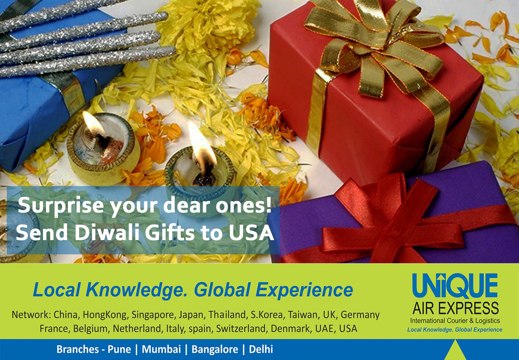 A Opportunity to Surprise Your Dear Ones Staying_Abroad