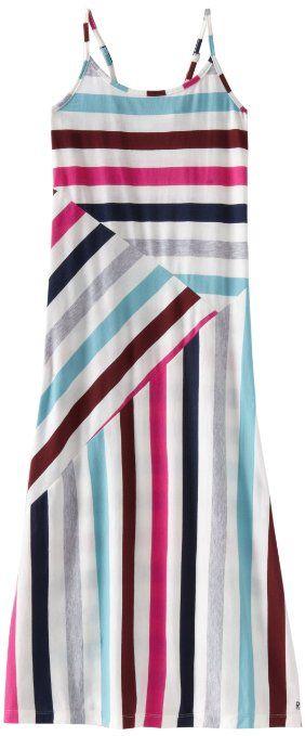 Amazon com: Roxy Kids Girls 7-16 Firefly Dress, Natural