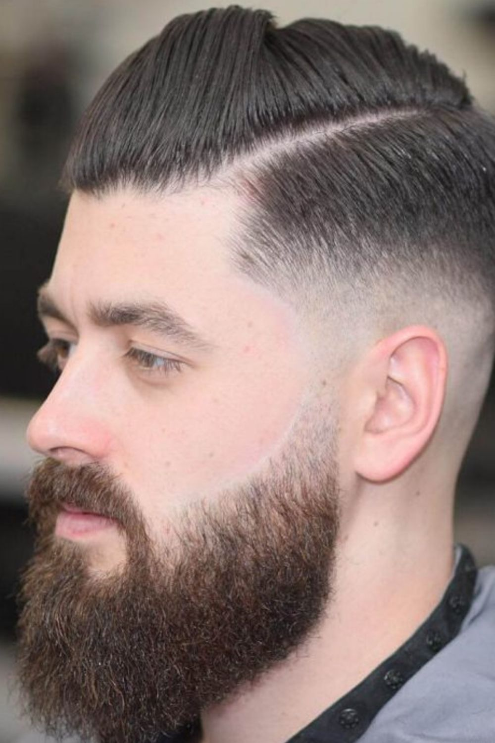 This Is A Very Similar Style To The Short And Tapered But Has A