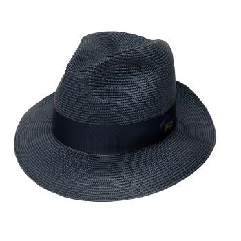 Dobbs Rosebud Florentine Milan - Bill the Hatter Brim: 2 1/8-inch snap Crown: 4-inch center dent www.billthehatter.com