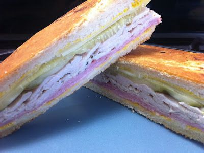Cooking with SAHD: Cuban Sandwich with Mojo Pork