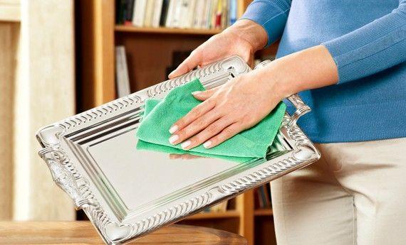 Gli oggetti d argento che avete in casa sono ricoperti di for Oggetti per la casa economici