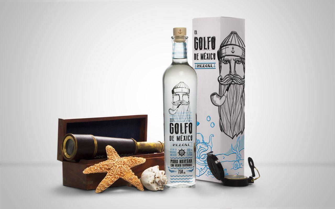 El Golfo de México — The Dieline - Branding & Packaging