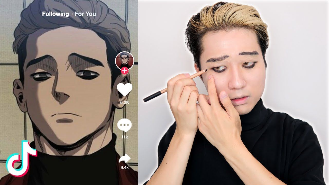I Tried Recreating Anime Webtoon Cosplays I Saw On Tiktok Youtube Webtoon Anime I Saw