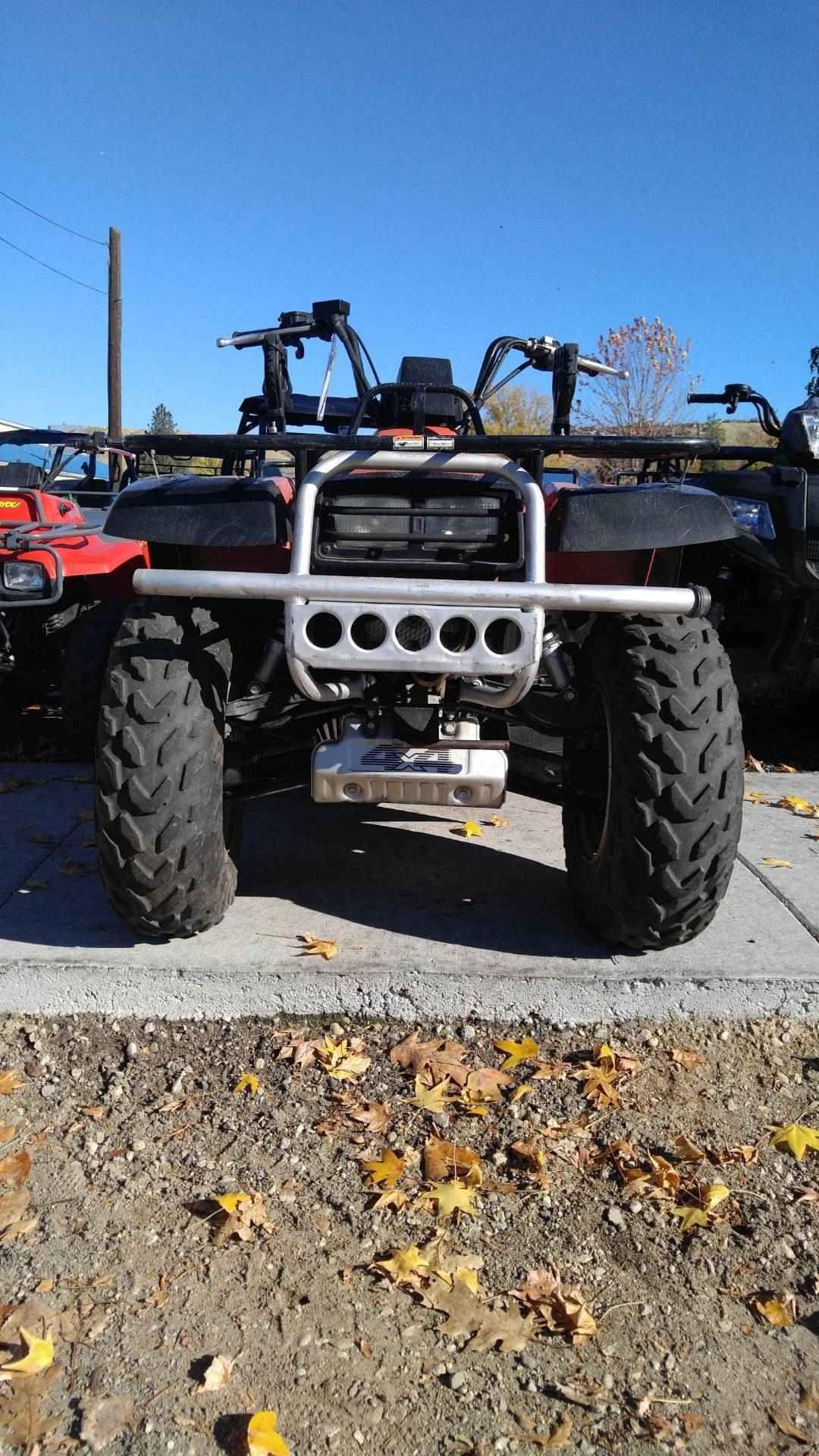 Used 1994 Yamaha YFM 400 Kodiak ATVs For Sale in Idaho.